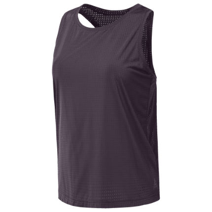 Reebok Women's One Series Perforated Tank