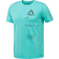 Reebok One Series SpeedWick Graphic T-shirt - Herr