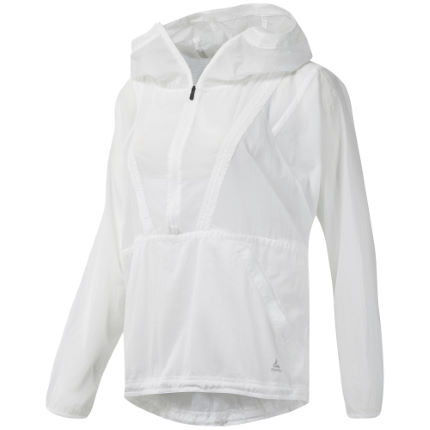 Reebok Women's One Series Packable Woven Anorak