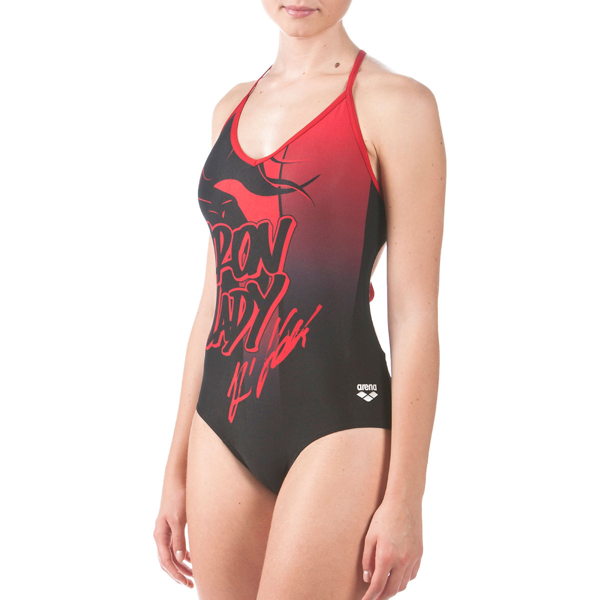 Arena Arena Ltd Ed Iron Lady Elite Swimsuit   One Piece Swimsuits