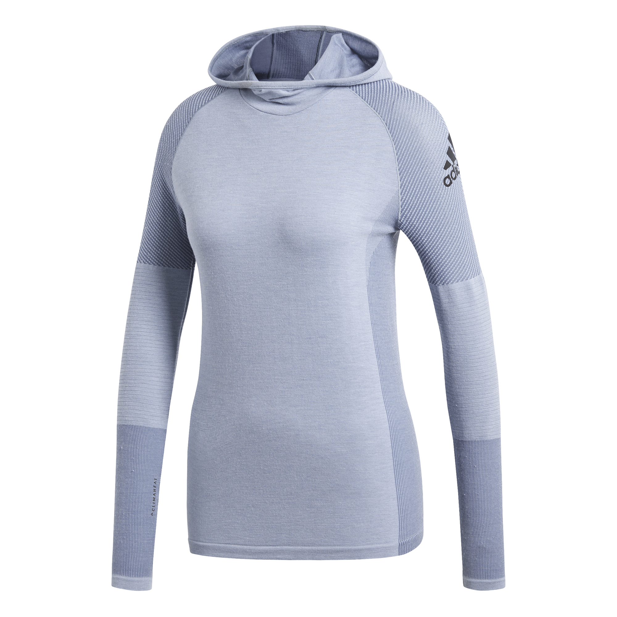 Sweat Femme adidas Climaheat (capuche, manches longues)