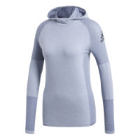 adidas Womens Climaheat LS Hoodie