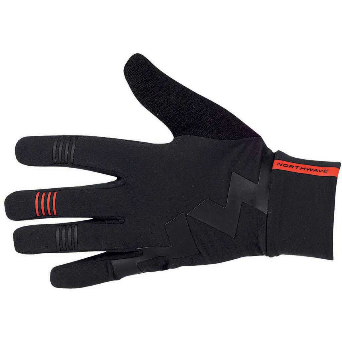 Image of Northwave Contact Touch 2 Full Finger Gloves Gloves