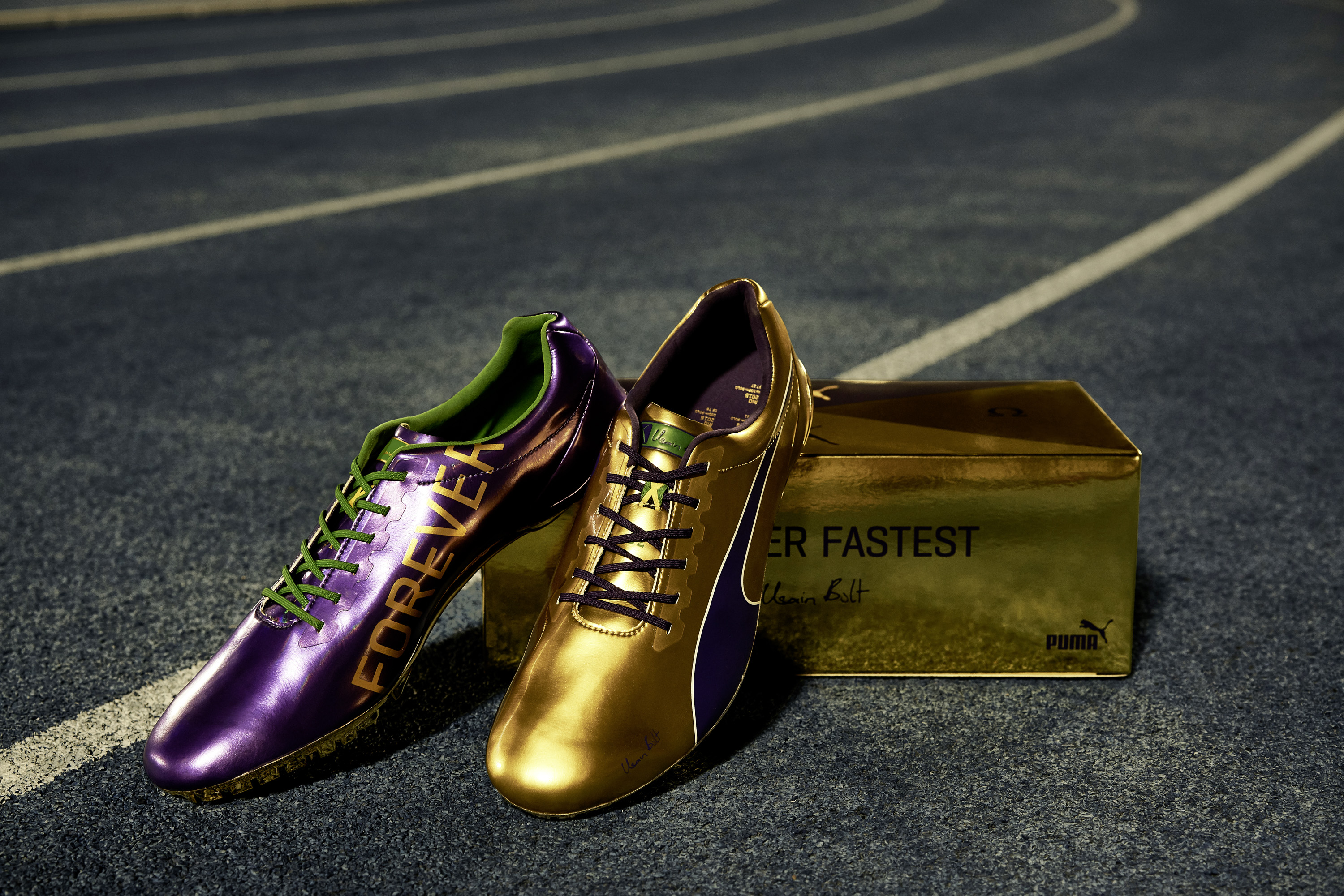 Chaussures d'athlétisme | Puma | Evo Speed Shoes | Wiggle France