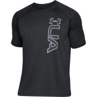 Under Armour Tech Graphic T-shirt - Herr