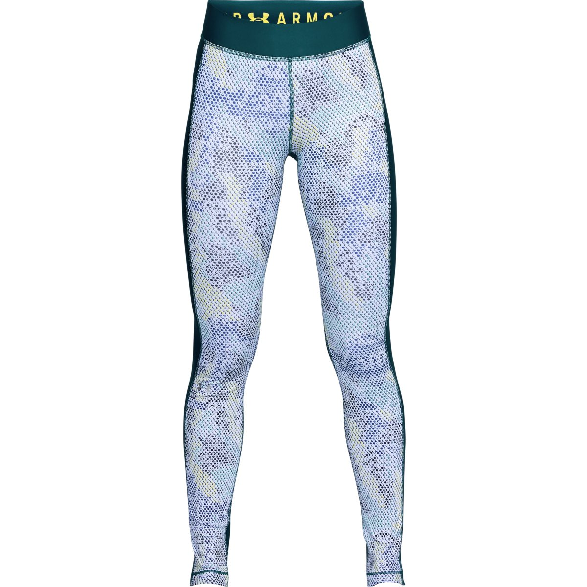 Under Armour HeatGear Armour Printed Tights - Dame | Amour