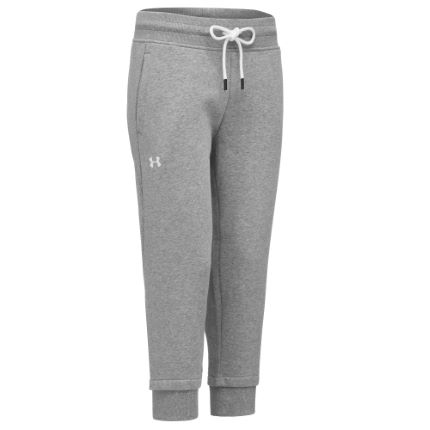 Under Armour Women's Cotton Fleece Slim Leg Jogger