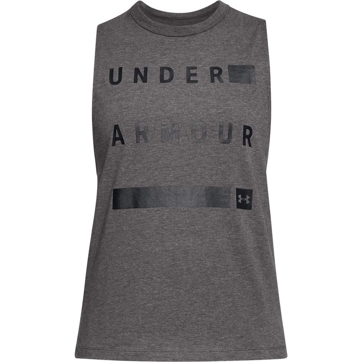 Under Armour Muscle Top - Dame | Amour