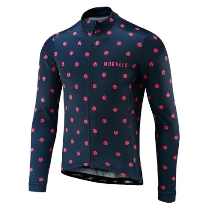 Morvelo Adapter Thermoactive Long Sleeve Jersey