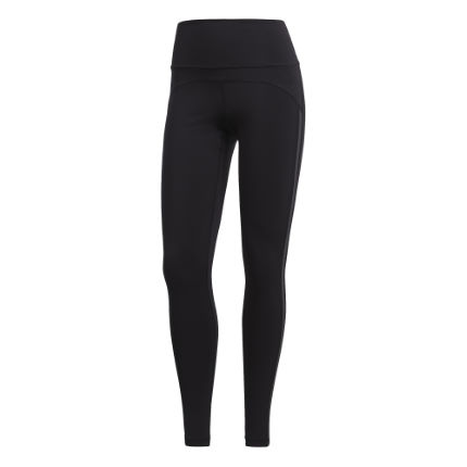 adidas Women's Believe This High Rise Mesh Tight