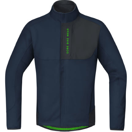Gore Bike Wear Power Trail Windstopper Softshell Thermo Jacket