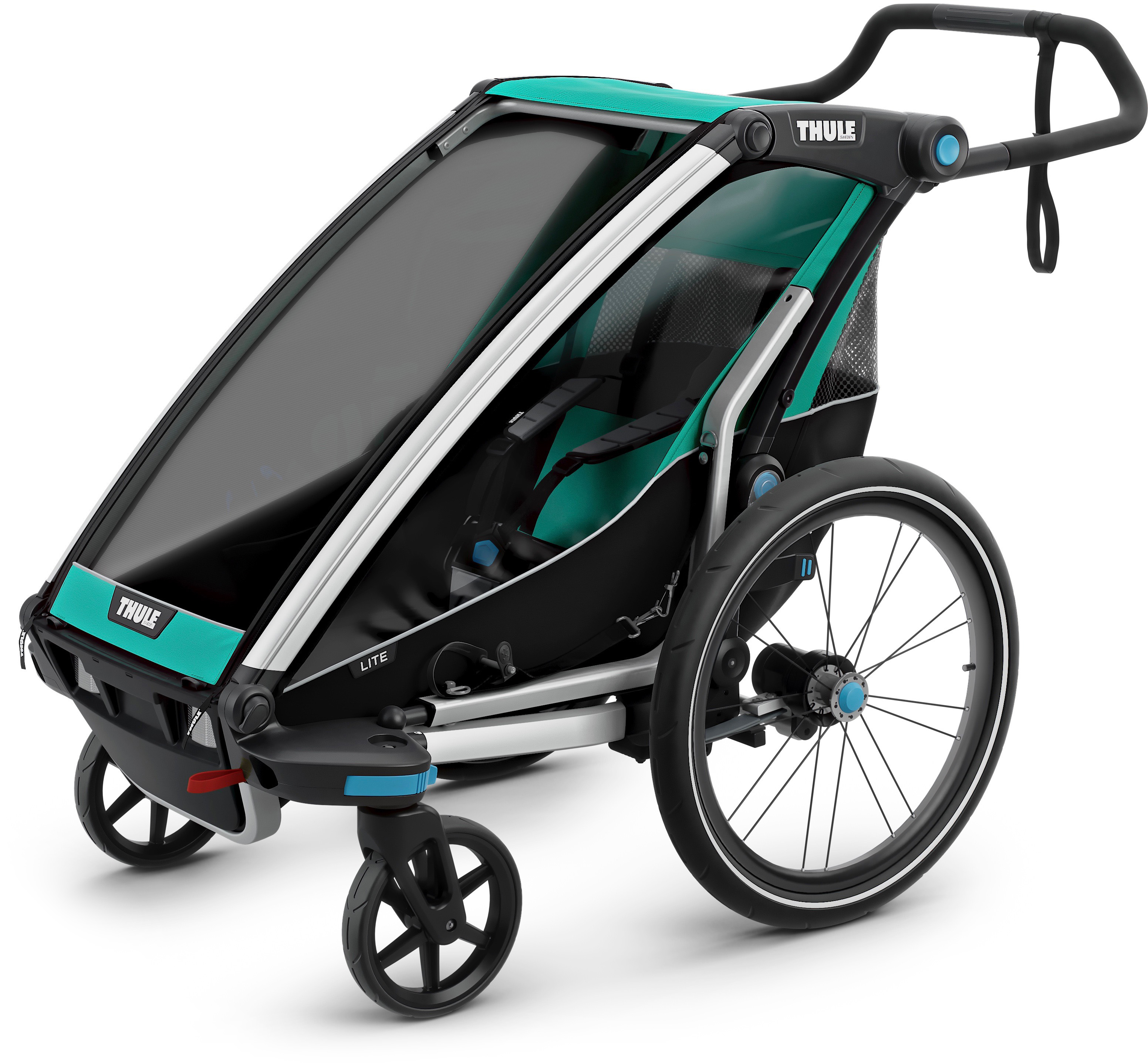 Thule Chariot Lite 1 Child Trailer | bike_trailers_component