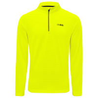 dhb Mens Quarter Zip Run Fleece