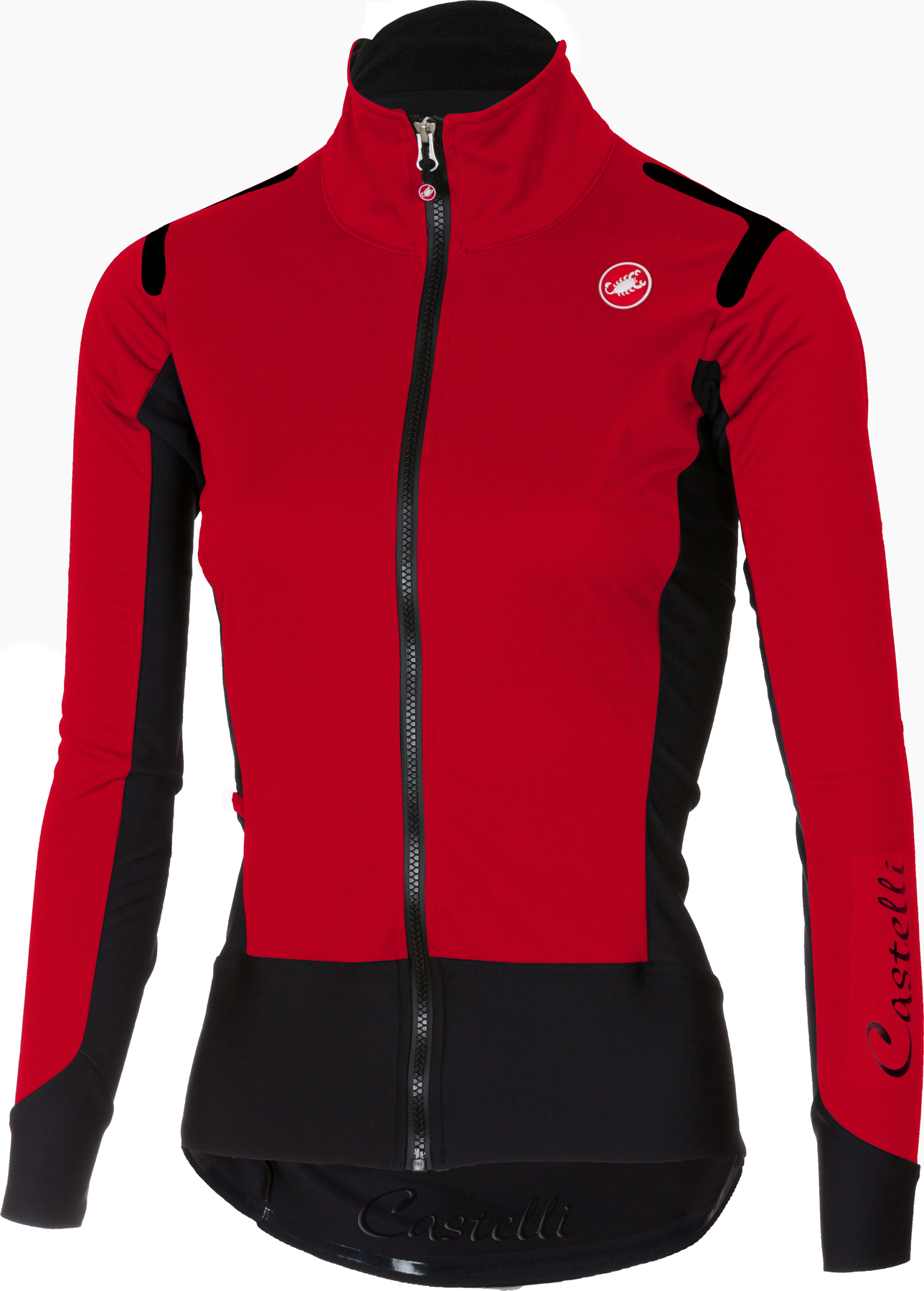 ALPHA ROS W LIGHT JACKET | Castelli