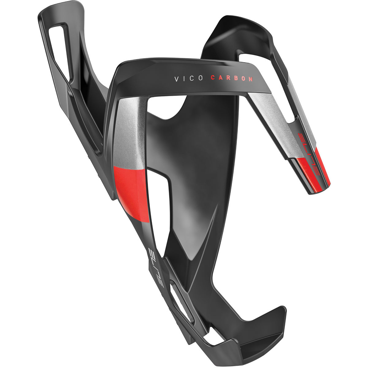 Elite Elite Vico Carbon Matte Bottle Cage   Bottle Cages