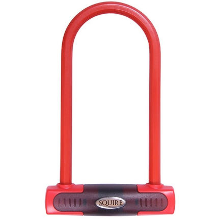Squire Eiger Shackle D Lock