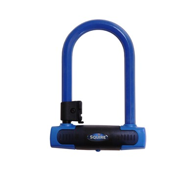 Squire Eiger Compact Shackle D Lock | Combo Lock