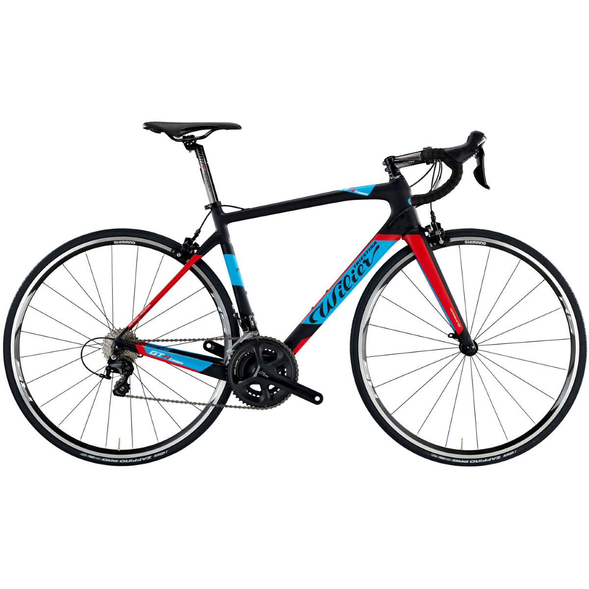 Wilier GTR Team Road Bike (105 - 2018) - Bicicletas de carretera