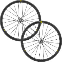 Mavic Ksyrium Elite Disc Road Wheelset (UST)