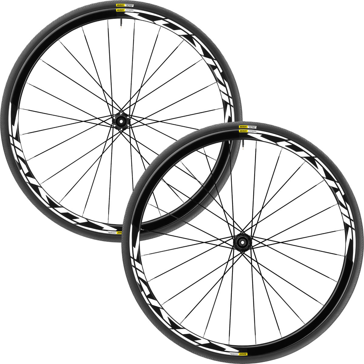 Mavic Cosmic Elite Road Disc Wheelset (UST)