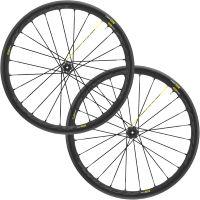 Mavic Ksyrium Pro Disc Road Wheelset (UST)