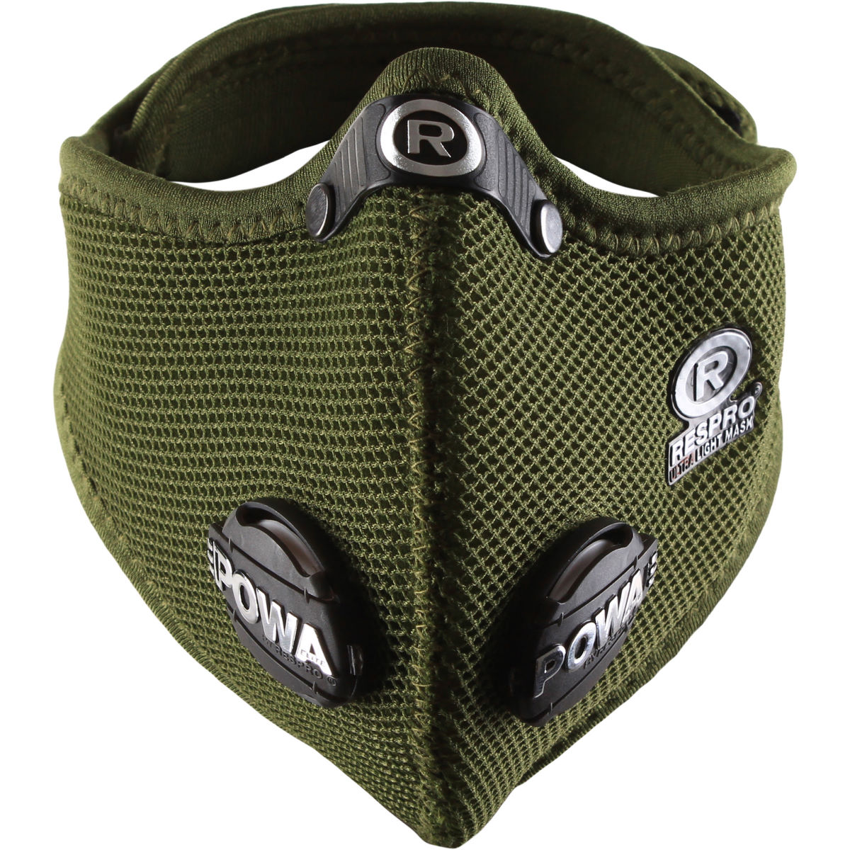 Máscara antipolución Respro Ultralight - Máscaras anticontaminación