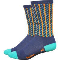 "DeFeet Aireator 6"" Net Socks"