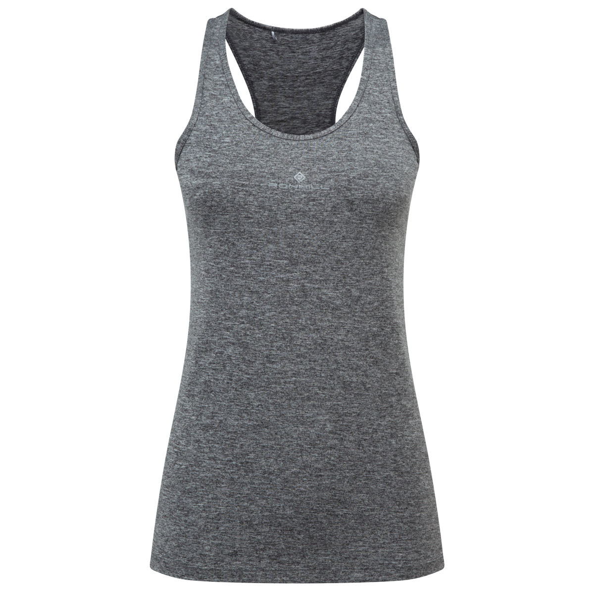 Image of Débardeur Femme Ronhill Momentum Body - 14 Grey Marl
