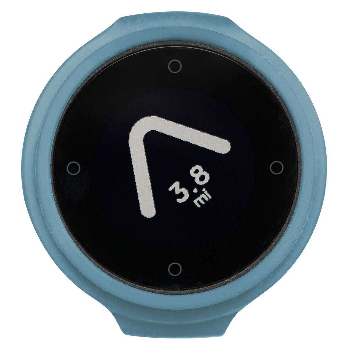 Image of Boussole Beeline Smart Navigation (avec Ride Tracking) - Petrol Blue
