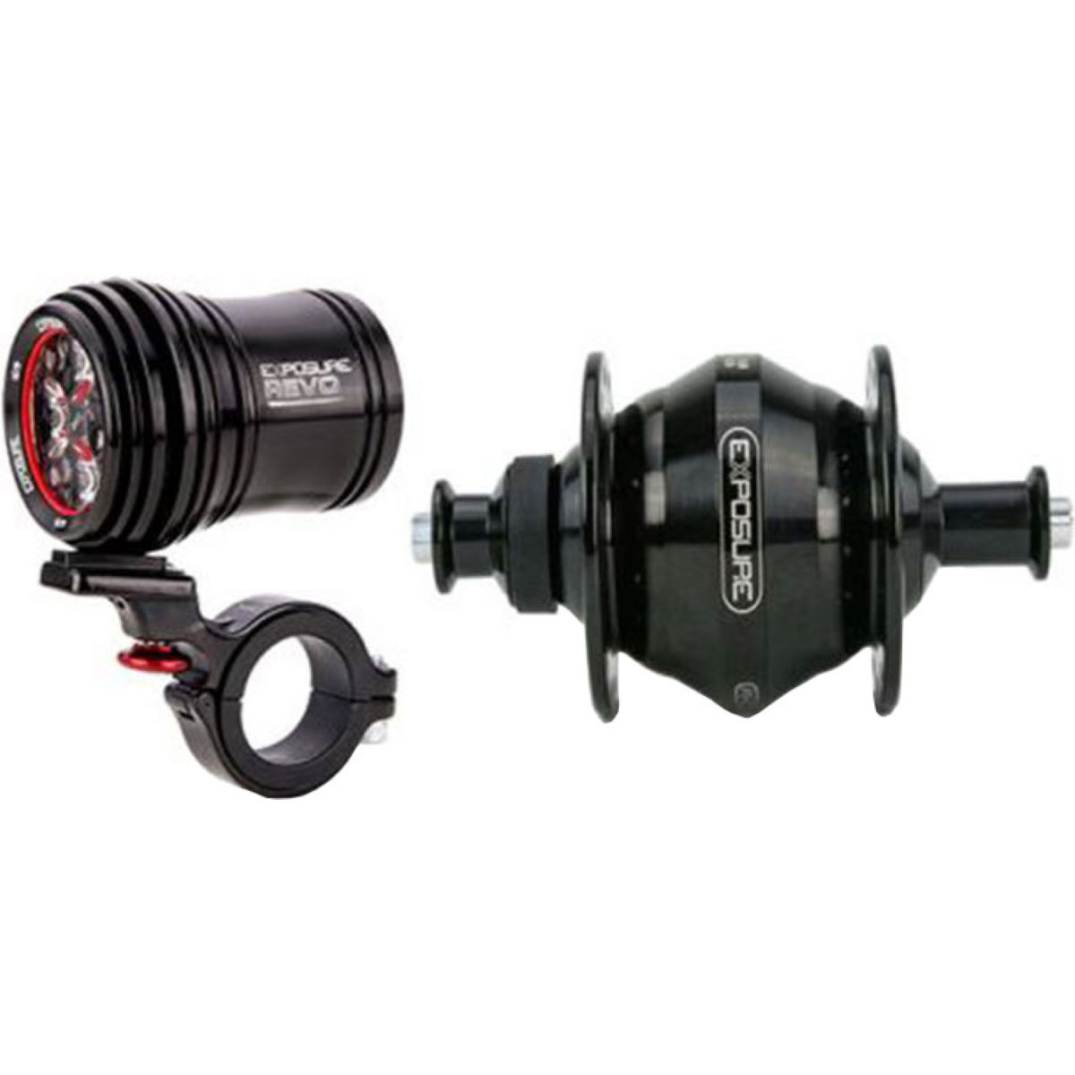 Exposure Lights Products at Wiggle Cycles | Snowboard Club UK