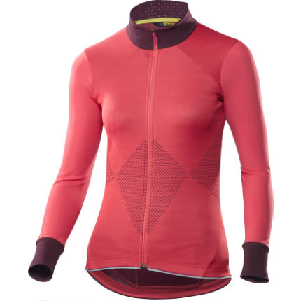 View in 360° 360° Play video. 1.  . 4. Hibiscus  Women s Sequence LS Jersey   Majolica Blue ... 690ceea65