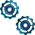 CeramicSpeed 11 Speed Pulley Wheels in Limited Edition Blue