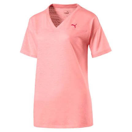 Puma Women's Boyfriend Gym Tee