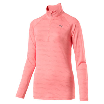 Puma Women's Core Run LS HZ Top
