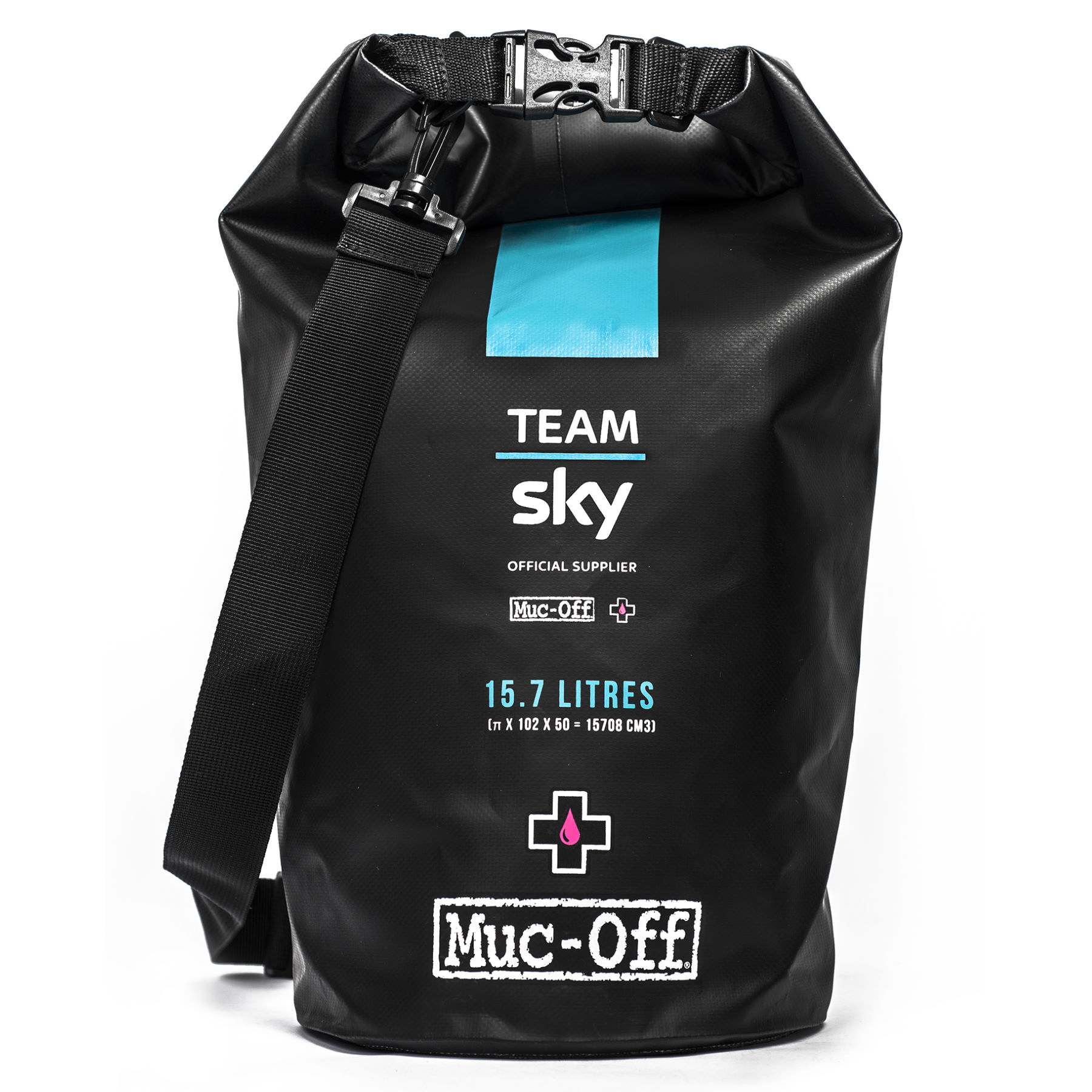 Muc Off Team Sky Dry Cleaning Kit Bag