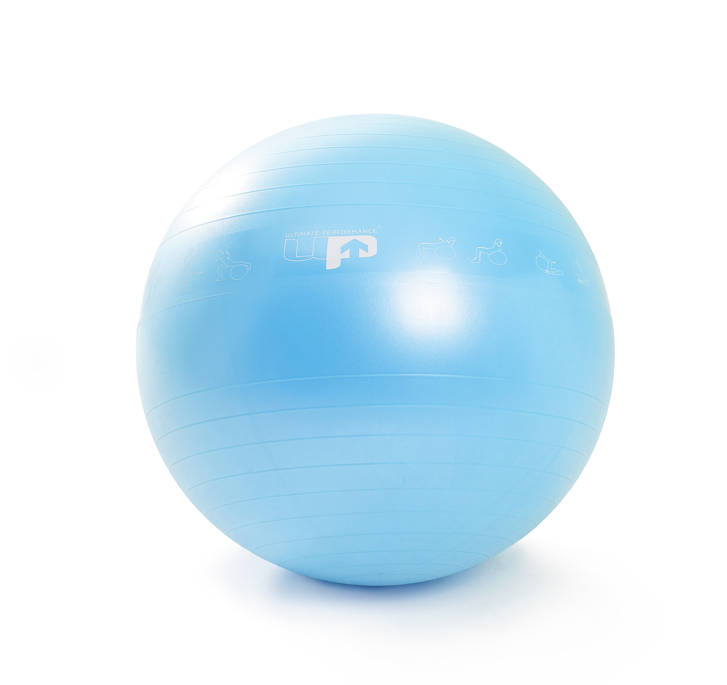 Ultimate Performance Gym Ball (65cm) | Freehub body