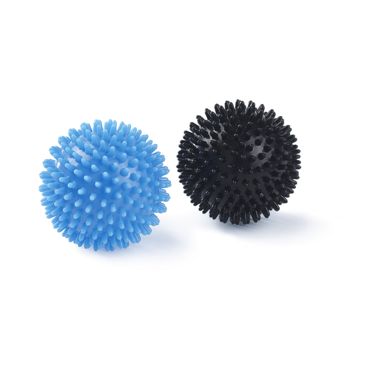 Image of Balles de massage Ultimate Performance - One Size Blue & Black