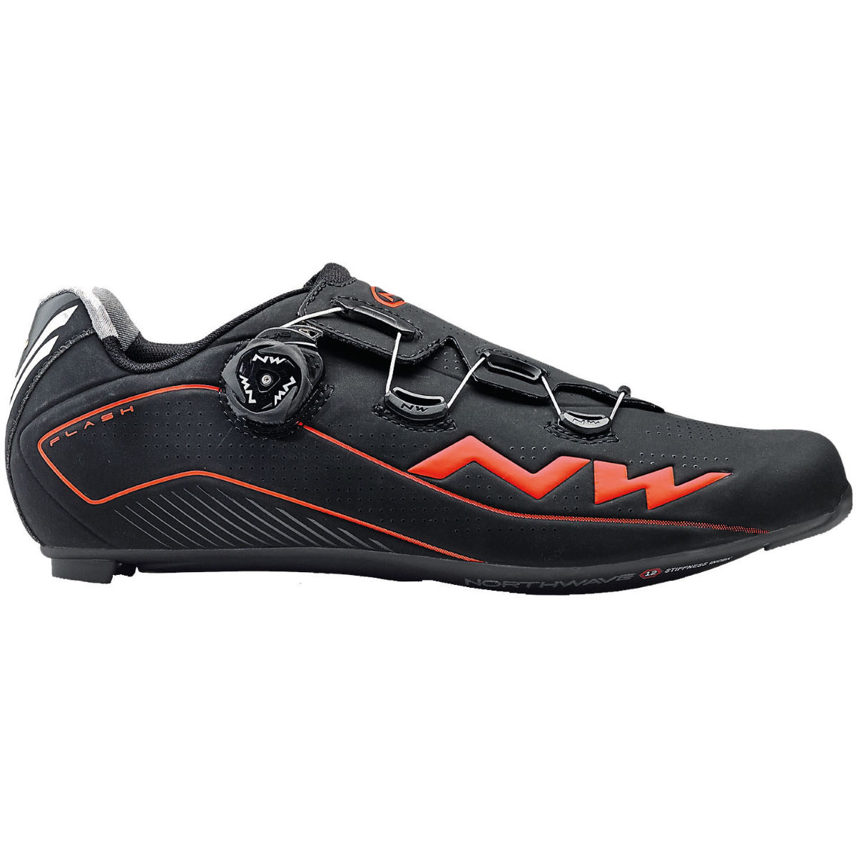 Zapatillas Northwave Flash 2 Carbon - Zapatillas para bicicletas de carretera