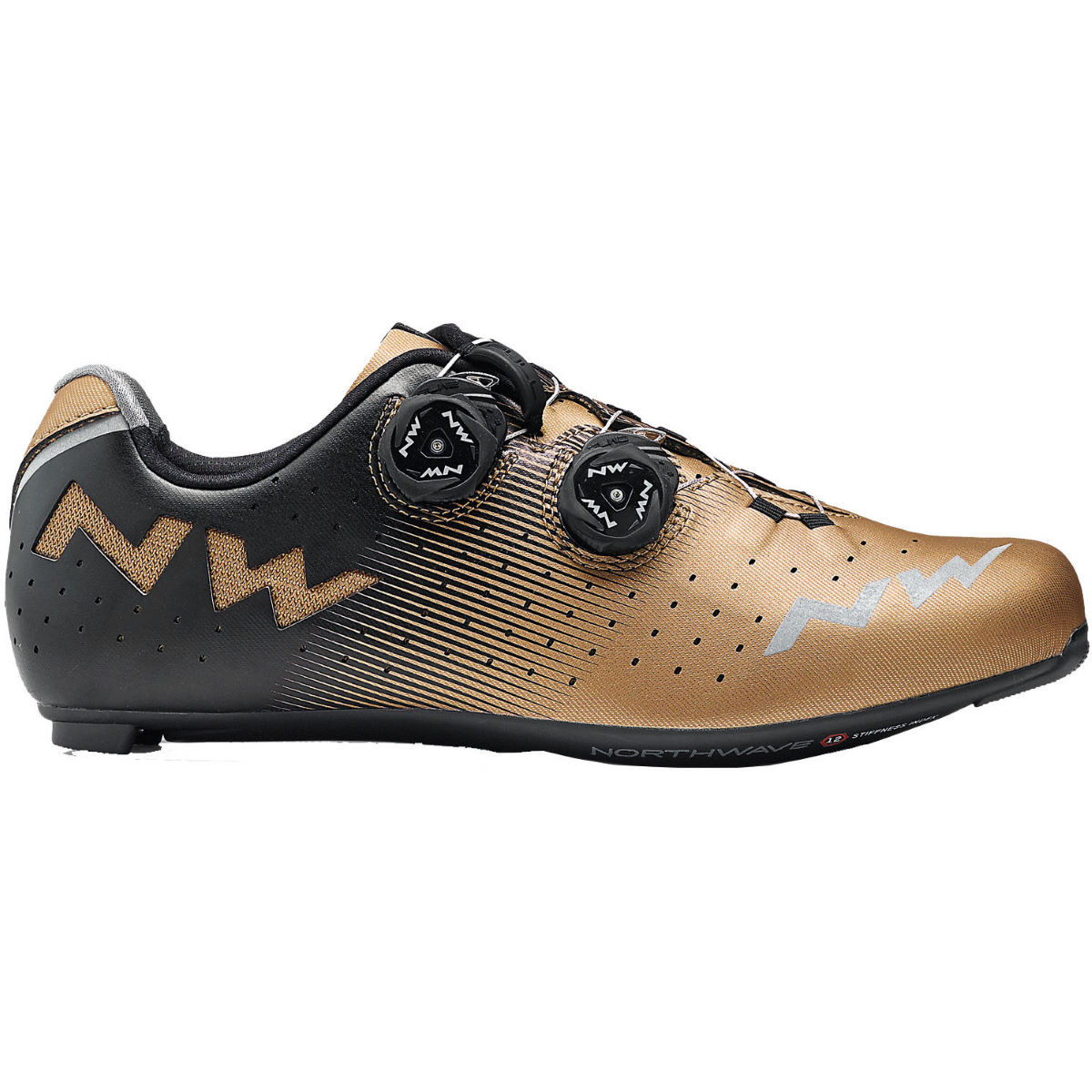 Zapatillas Northwave Revolution - Zapatillas para bicicletas de carretera