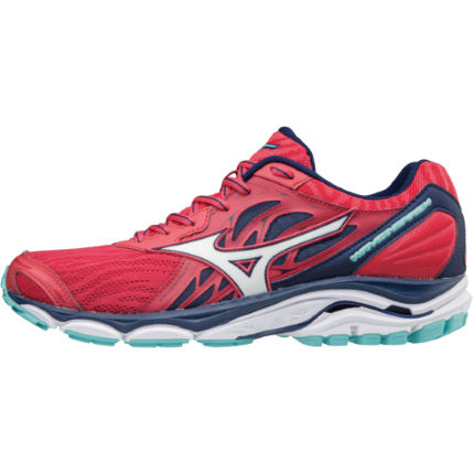 55223033c5aa View in 360° 360° Play video. 1. /. 4. Teaberry / White / B; Women's Wave  Inspire 14 Shoes ...