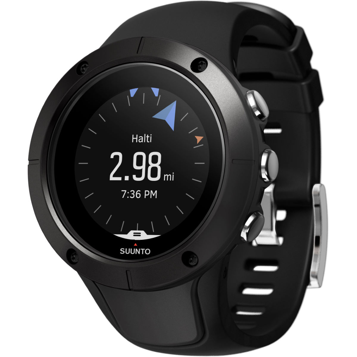 GPS watch Suunto Spartan Trainer (with heart rate monitor) - GPS heart rate monitors