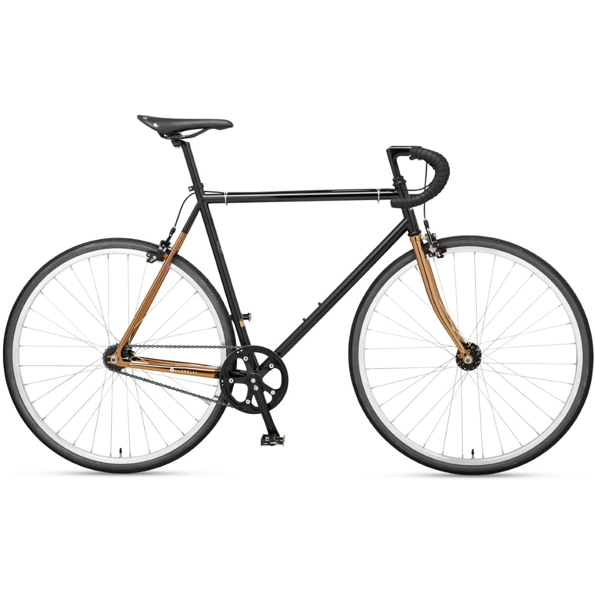 Chappelli vintage single speed limited edition bike 2017 single speed bikes black and copper 30
