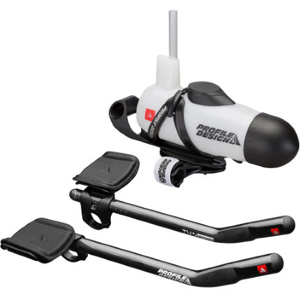 Profile Design T4+ Carbon Aerobar and Aero HC Bundle