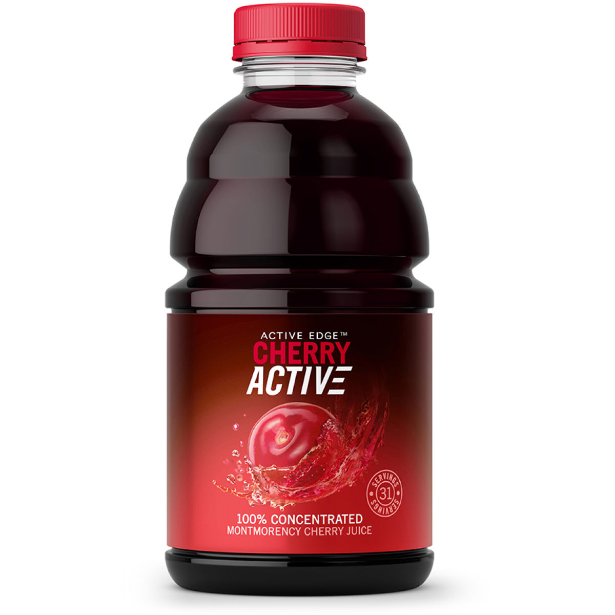 Image of Jus concentré Cherry Active (946 ml) - 946ml Cherry | Multivitamines