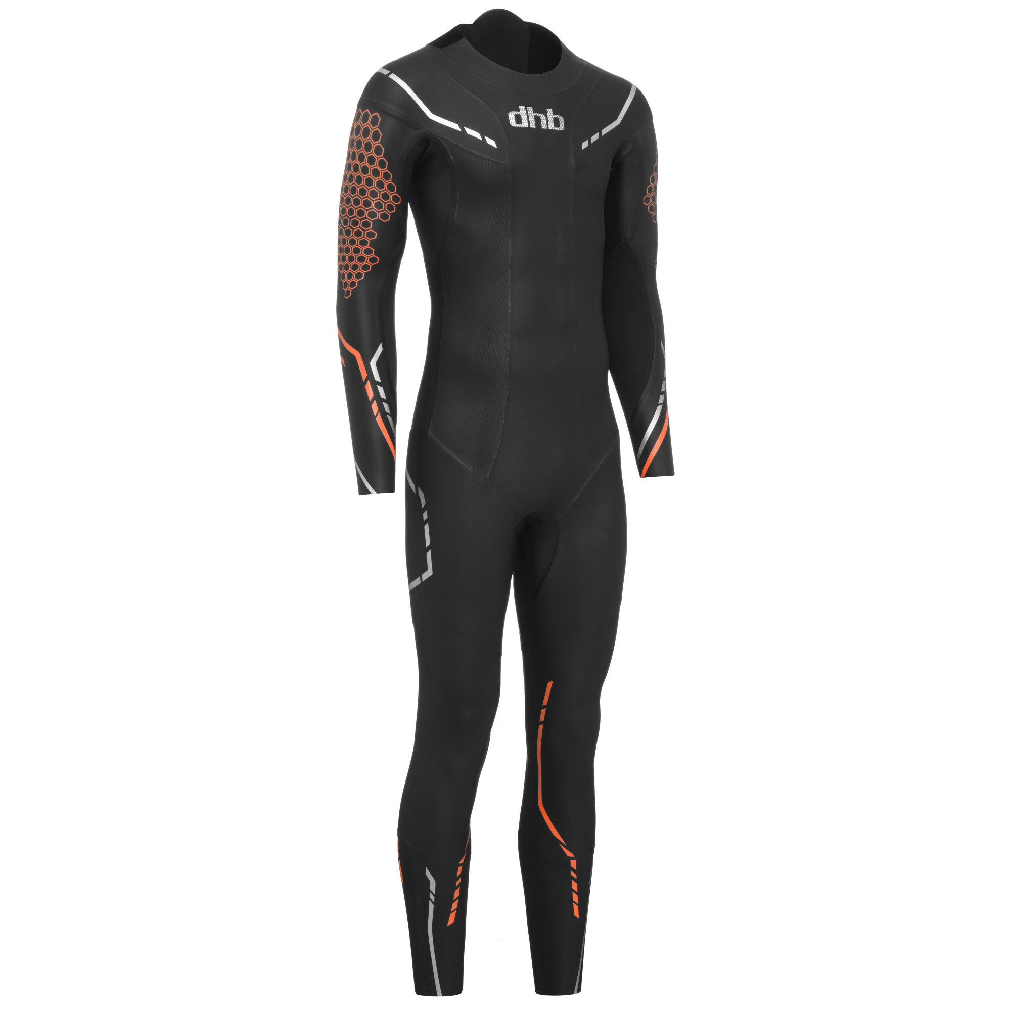 dhb Aeron Lab Wetsuit Men - Black | Swim equipment