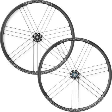 Campagnolo Zonda Road Disc Wheelset (Bolt Thru)