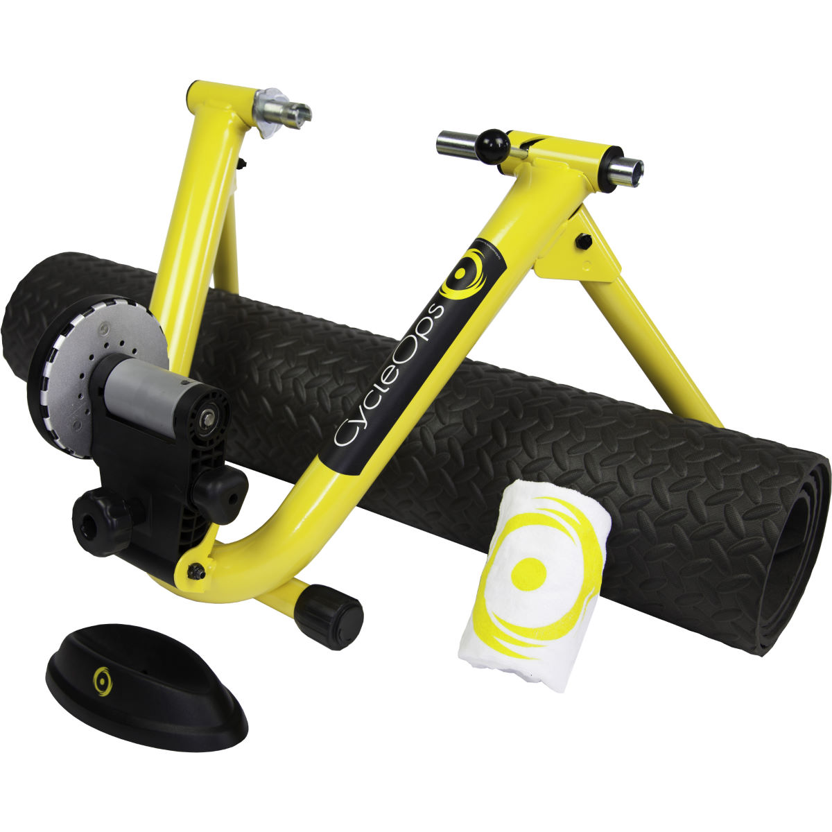 CycleOps Basic Mag Kit - Rodillos fijos