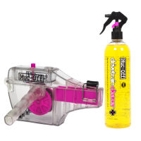 Muc-Off X-3 Chain Cleaner with Drivetrain Cleaner