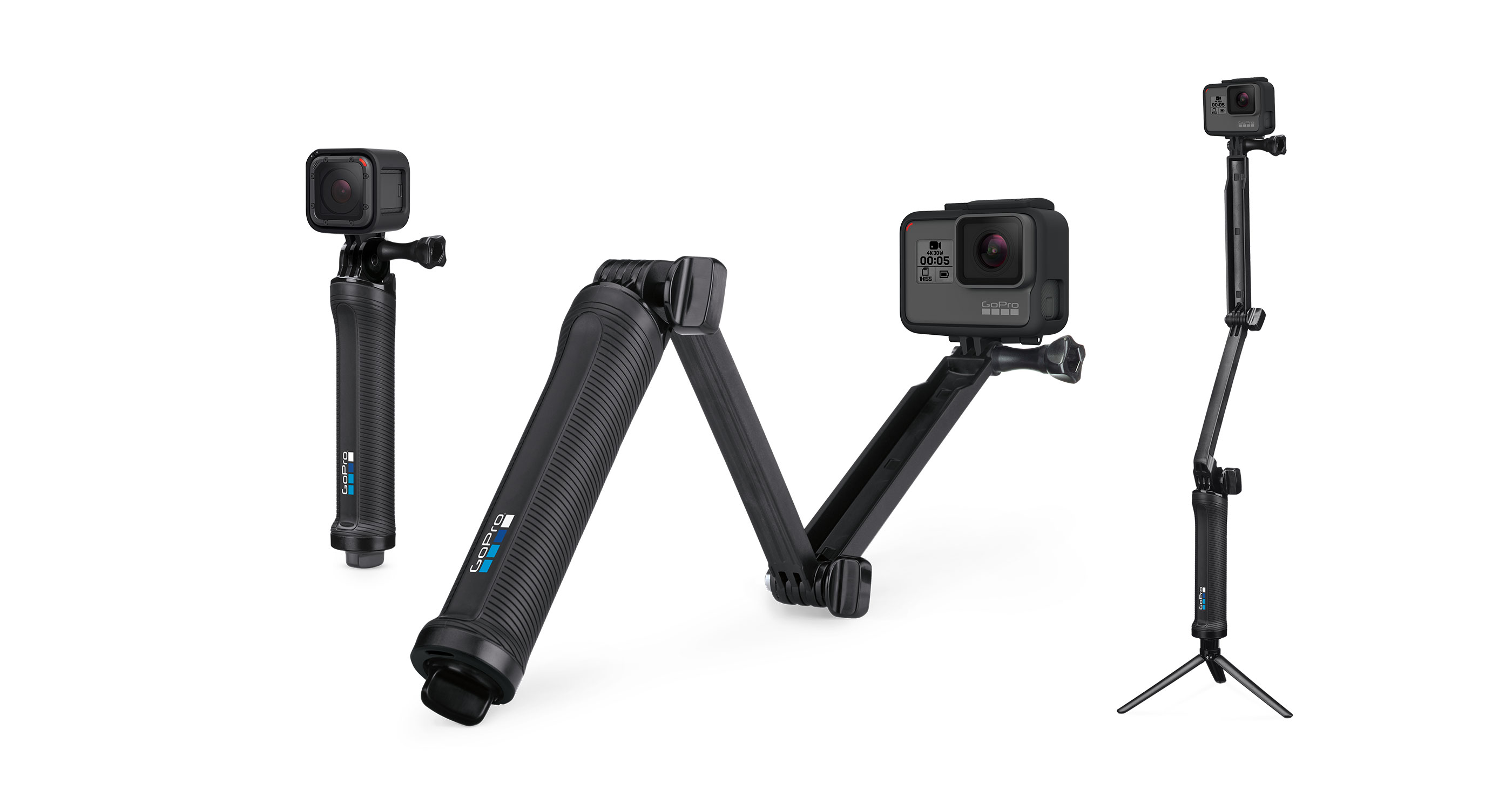 Wiggle | GoPro 3-Way | Camera Spares | Misc. Camera