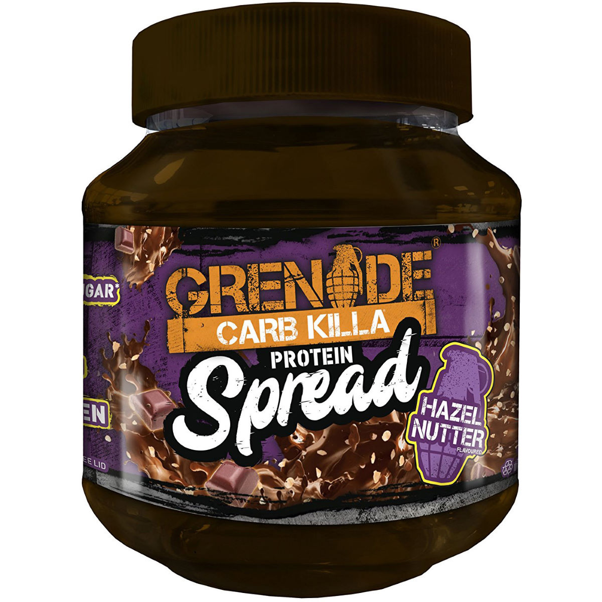 Grenade Carb Killa Spread (360g) - 360g Hazel Nutter | Nut Butter